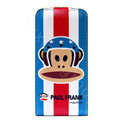 PAUL FRANK Leather case For HTC G11 - blue