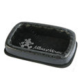 Mickey Mouse Automobile Non-Slip Mat PU Car Anti-Slip Mat Box Leather - Black