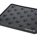Mickey Mouse Automobile Non-Slip Mat PVC Car Anti-Slip Mat Plastic - Black
