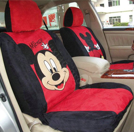 Disney Car Seat Cover Velcromag