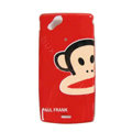 Paul Frank Hard Cases Covers for Sony Ericsson Xperia Arc X12 LT15I LT18i - Red