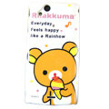 Rilakkuma Hard Cases Covers for Sony Ericsson Xperia Arc LT15I X12 LT18i - White