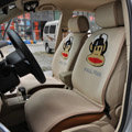 Buy Wholesale Universal Paul Frank Car Seat Cover Plush Auto