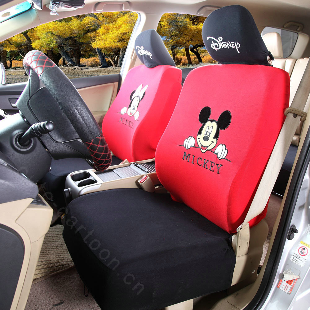 Buy Wholesale Cheap Mickey Minnie Mouse Universal Auto