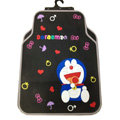 Discount Doraemon Universal Automobile Carpet Floor Mats For Cars Rubber 5pcs Sets - Black