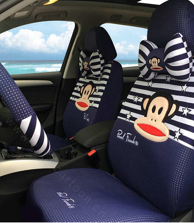 Buy Wholesale Fringe Paul Frank Universal Auto Car Seat