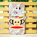 Cartoon Matte Paul Frank Hard Back Covers For Samsung S6 Edge Plus S6Edge G9280 - Color