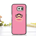 Cheaper Paul Frank Silicone Covers For Samsung Galaxy S6 G920F G9200 - Pink