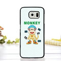 Cheaper Paul Frank Silicone Covers For Samsung Galaxy S6 G920F G9200 - White