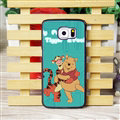 Cool Winnie the Pooh Matte Hard Back Covers For Samsung S6 Edge Plus S6Edge G9280 - Green