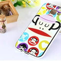 Cooling Paul Frank Silicone Cases For Samsung Galaxy E5 E500H - Color