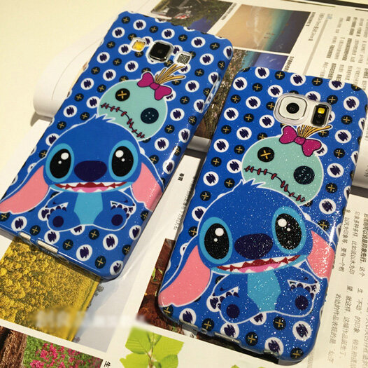 Buy Wholesale Fun Stitch Silicone Cases For Samsung GALAXY