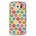 Pretty Paul Frank Silicone Cases For Samsung S6 Edge Plus S6Edge G9280 - Color