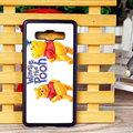 Pretty Winnie The Pooh Matte Hard Back Covers For Samsung Galaxy A5 A5000 - White