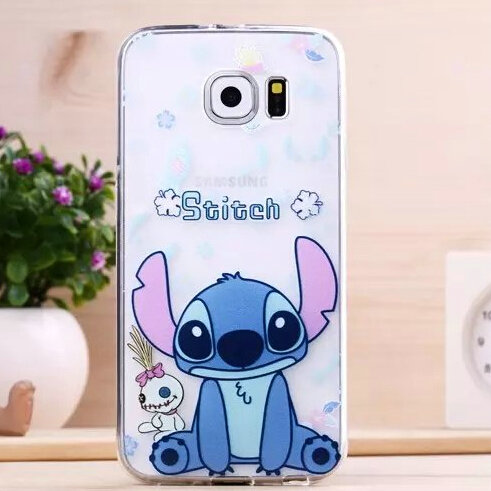 cover samsung s6 stich