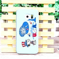 Unique Matte Snoopy Hard Back Covers For Samsung Galaxy S6 Edge G9250 - Blue