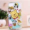 Winnie The Pooh Disney Silicone Cases For Samsung Galaxy S6 G920F G9200 - Colors
