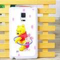 Winnie The Pooh Piglet Matte Hard Back Cases For Samsung Galaxy Note Edge N9150 - Rose