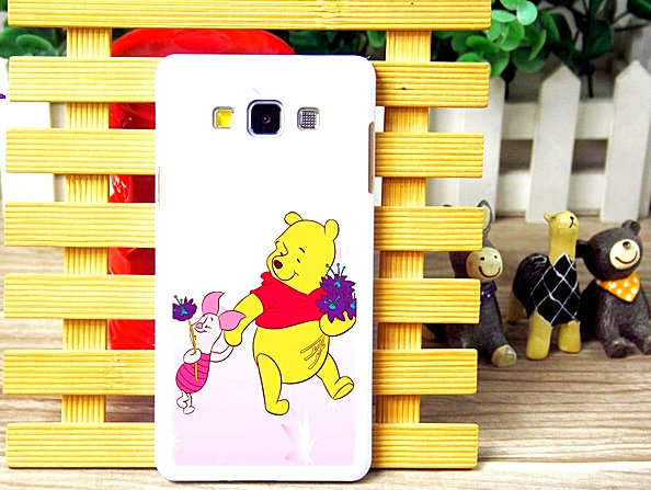 Buy Wholesale Winnie The Pooh Piglet Matte Hard Back Covers